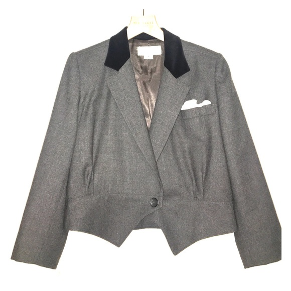 Christian Dior Jackets & Blazers - Vintage Christian Dior wool blazer