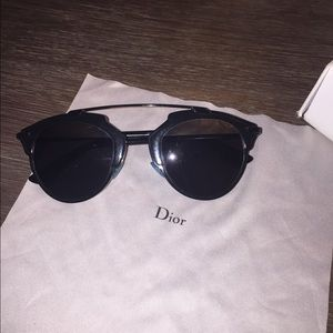 e98c85c7fe Dior Accessories - Dior So Real Split Lens Mirrored Sunglasses