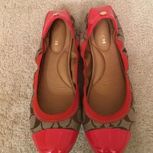 Coach Shoes - Coach ballet flats