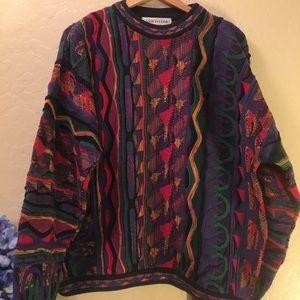Enrico Oumo Other - Enrico Uomo Vintage Sweater EUC