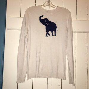 Tracy Negoshian Sweaters - Adorable Tracy Negoshian elephant sweater! 💚
