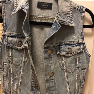 Jcrew xs vest