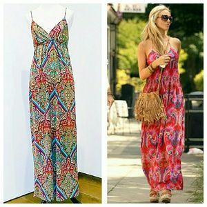 Rhapsody Dresses & Skirts - Boho Chic Rhapsody Maxi Dress