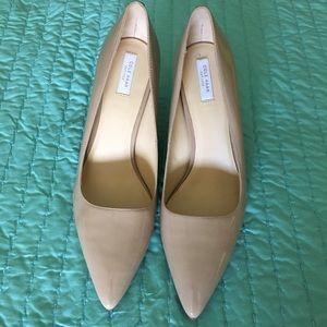 Cole Haan Shoes - Cole Haan Nude Heel