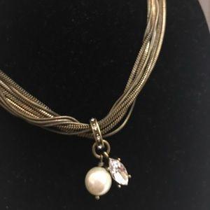 """Silpada Jewelry - Silpada """"Dreamy Details"""" Multi Strand Necklace."""