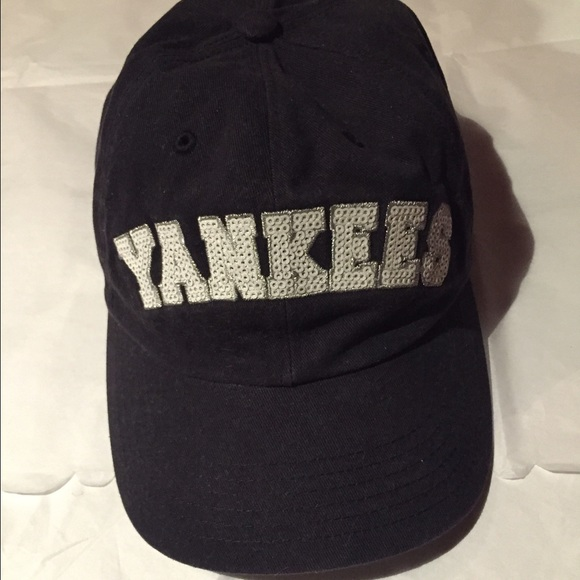 edc1374b5fe 47 Brand Accessories - Yankees sequin logo MLB 47 Brand baseball hat
