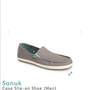 Sanuk Other - NWOT Sanuk Casa slip on Shoes