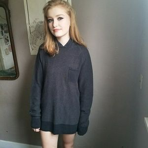 Urban Outfitters Sweaters - Black oversized Hoodie