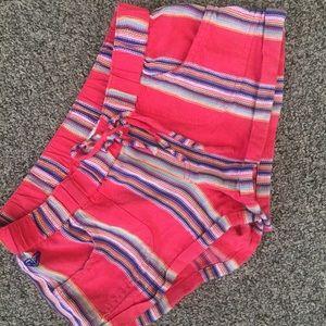 Roxy Pants - Printed Shorts