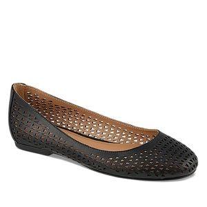Corso Como Shoes - Corso Como Perforated Flats