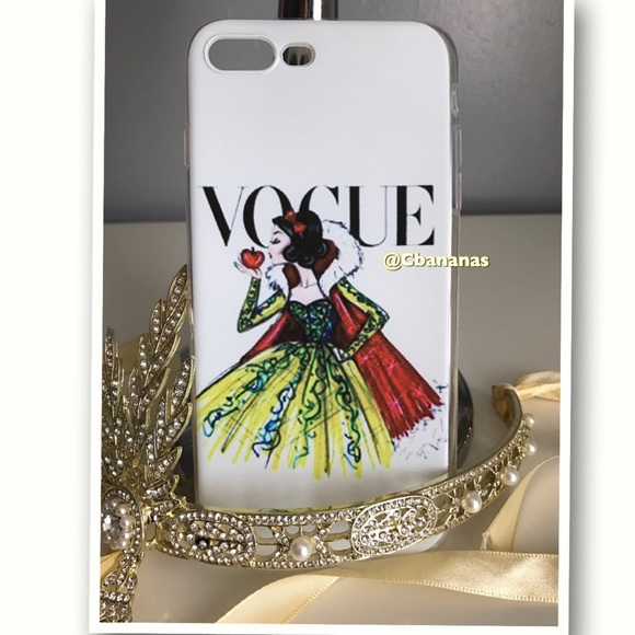 vogue disney iphone 7 case
