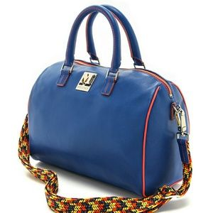 M by Missoni Handbags - M Missoni Leather Satchel