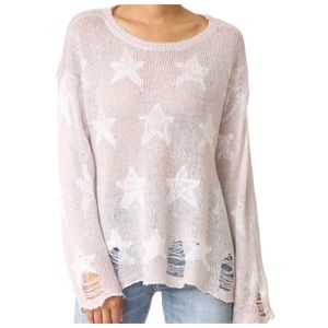 Seeing Stars Lennon Sweater [lilac]