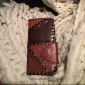 Patricia Nash Italian leather iPhone 6 case
