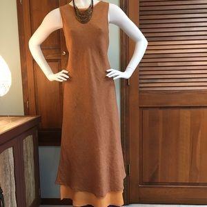 Eileen fisher linen dress