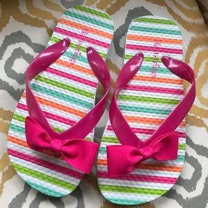 Hartstrings Other - Hartstrings Girl Size 10 Sandal Flip Flops