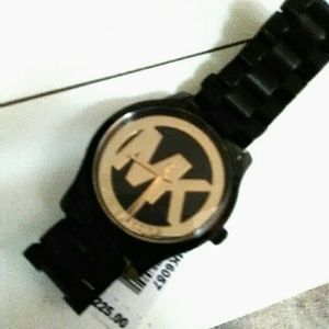 Michael Kors Accessories - Michael Kors Signature Logo Watch