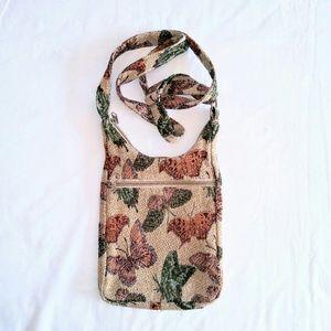 Vintage Handbags - BUTTERFLY Crossbody Bag