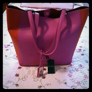 Ralph Lauren Handbags - Ralph Lauren Tote NWT