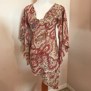Boutique 9 Other - The Look! A Juniors Boho Top NEW!