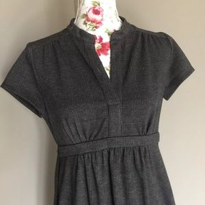 A Pea in the Pod Other - A Pea In The Pod Grey Maternity Dress Size M