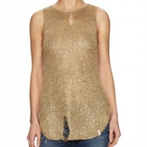 One Teaspoon Embellished Top Small