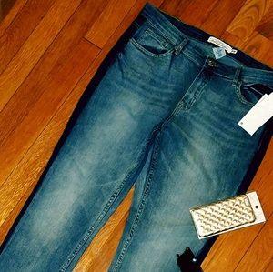 H&M Denim - H&M Ankle cropped jeans