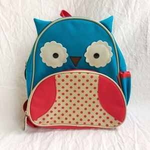 Skip Hop Other - Kid's Skip Hop Bookbag - Owl
