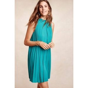 Anthropologie Dresses & Skirts - Tracy Reese Seaglass Pleated Swing Dress