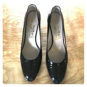 Salvatore Ferragamo Shoes - Salvatore Feragamo Wedge Heels