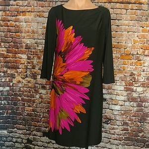 Maggy London Dresses & Skirts - Bright Floral Dress