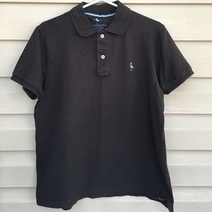TailorByrd Other - TailorByrd men's black polo shirt