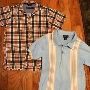 Nautica/Childrens Place  Other - 🔹Dress Shirts Boys 2 Pack🔹Size 6