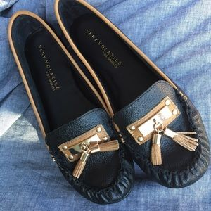 Volatile Shoes - Very Volatile Slip On Tassel Loafers Shoes 8.5