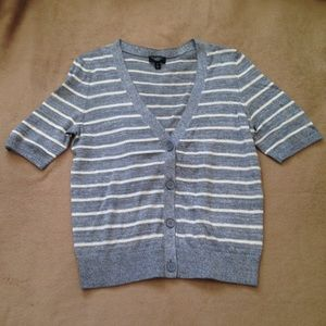 Talbots Sweaters - Gray cardigan