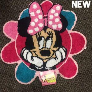 Disney Other - NEW MINNIE MOUSE  Bath Rug