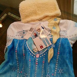 Disney Other - Frozen girls pajamas