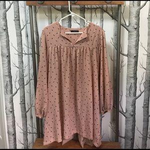 Imanimo Dresses & Skirts - Imanimo Maternity Jamie Printed Dress