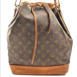 Louis Vuitton Handbags - Louis Vuitton Authentic Noe Monogram Canvas Bag