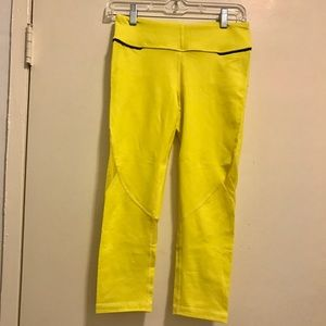 Alala Other - Never Worn Alala Captain Crop Tights. Size S
