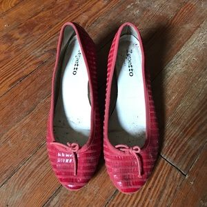 Repetto Shoes - Repetto kitten heels