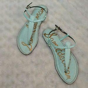Shoes - Sam Edelman Gigi Sandal Pastel Green