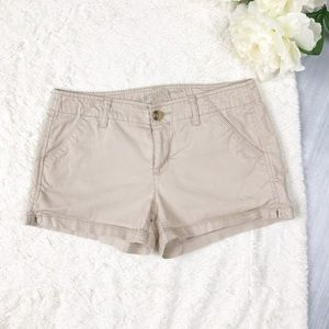 Arizona Jean Company Pants - Arizona Khaki Twill Shorts
