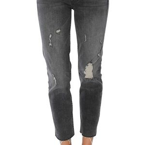 MOTHER Denim - Mother Denim Fly Away Dropout Snippet jeans NWT
