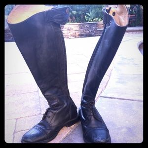 Let's Ride Kids Horseback Riding Boots equestrian