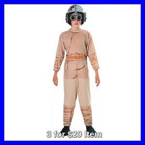 Star Wars Other - Licensed Star Wars Anakin Skywalker Costume