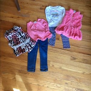 Little Lass Other - 2 3 piece outfits