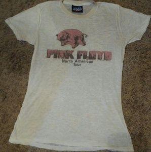 Junk Food Clothing Tops - Pink Floyd tee