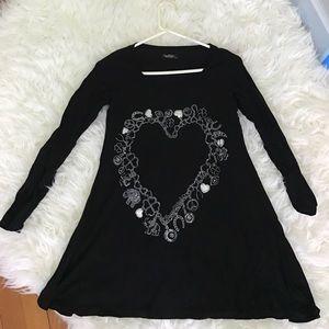 Lauren Moshi Dresses & Skirts - Lauren Moshi T-Shirt Dress