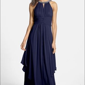 Eliza J Dresses & Skirts - Blue Eliza J evening dress NWT